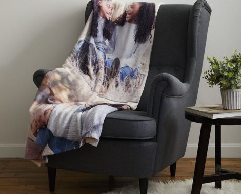 Fleece Blankets, Custom, 5280 Print