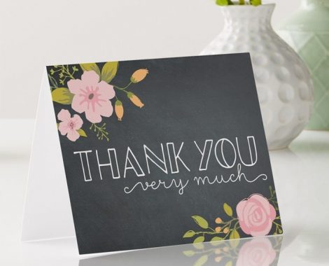 Thank you, Cards, Photo Gifts, 5280 Print